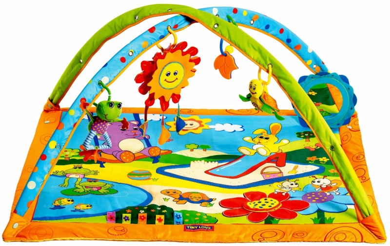 TAPIS DE JEUX TINY LOVE SUNY DAY