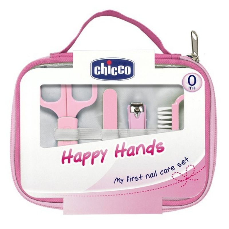 CHICCO HAPPY HANDS PINK