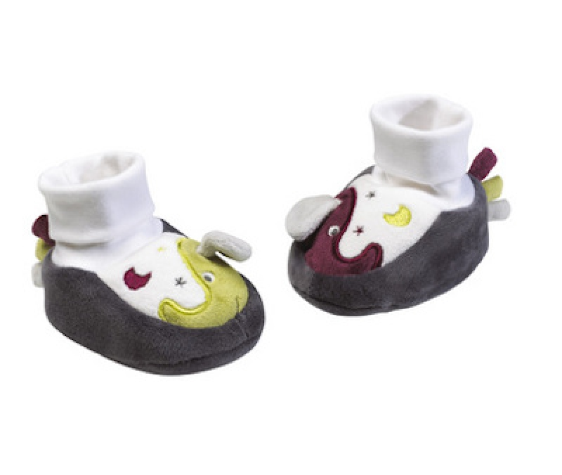 CHAUSSONS SAUTHON INDIA 0-6MOIS