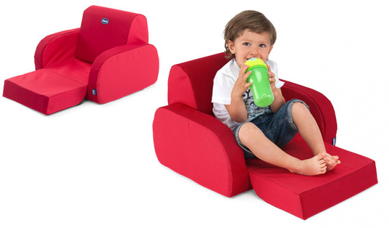 CHICCO TWIST RED