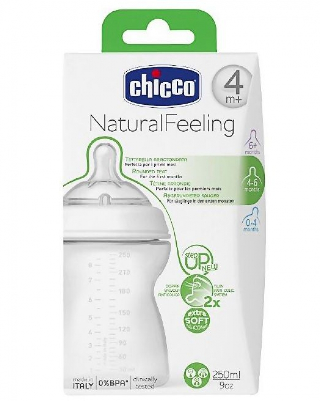 BIBERON CHICCO 260 ML