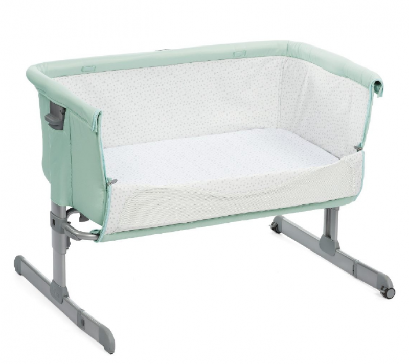 Berceau Chicco Next2Me DUSTY GREEN