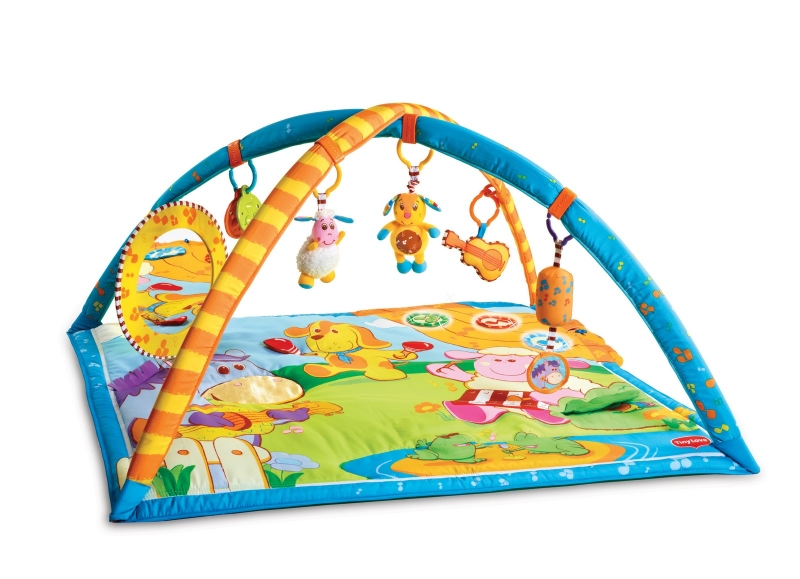 TAPIS DE JEUX TINY LOVE ANIMAL CONCERT