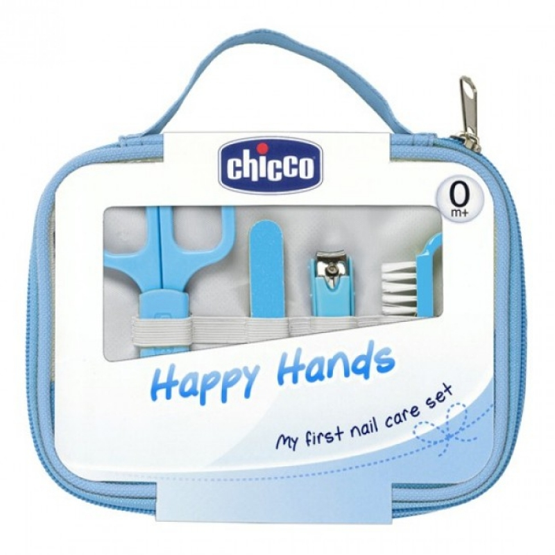 CHICCO HAPPY HANDS BLUE