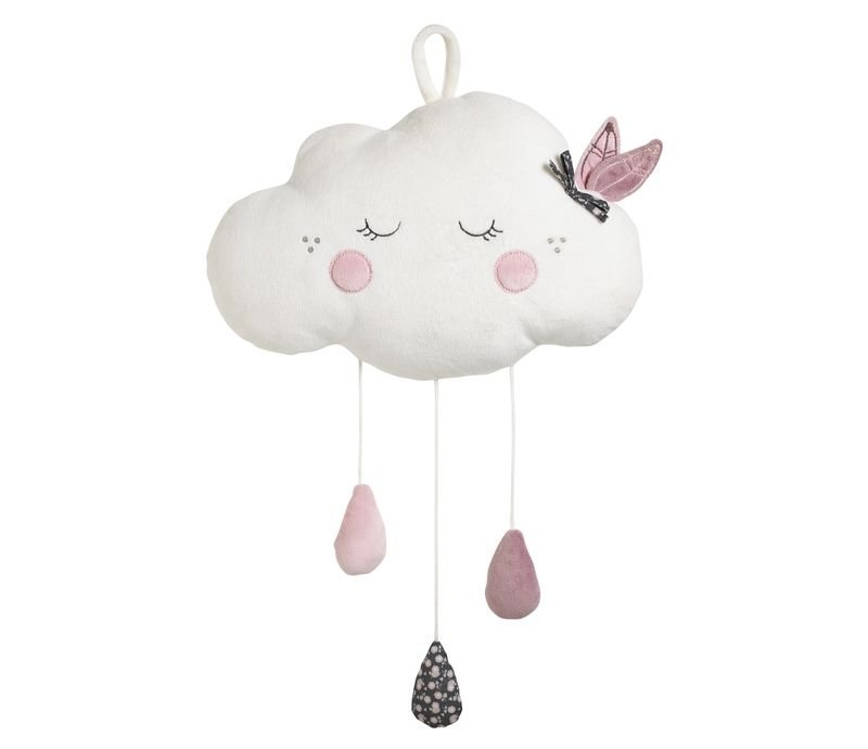 SUSPENSION DECO MURALE MISS CHIPIE